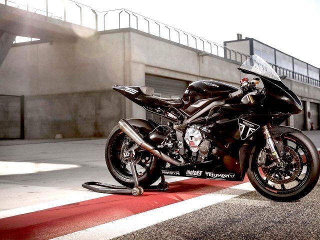 Triumph daytona 765 moto2 2019