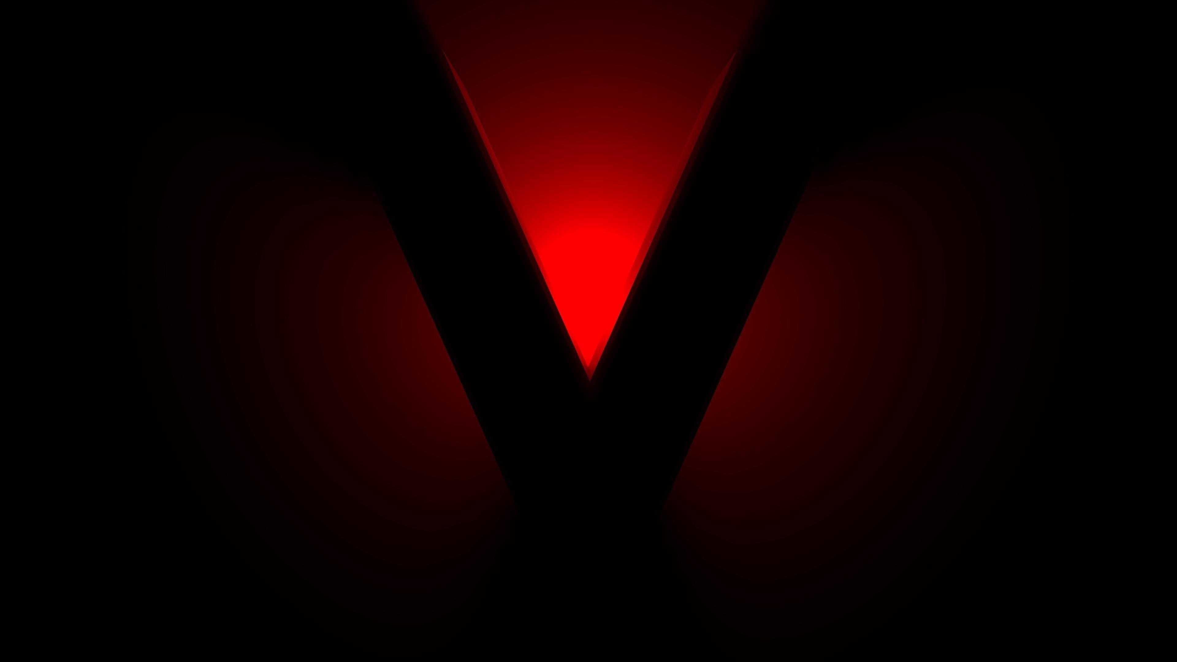 V для влюбленных обои скачать