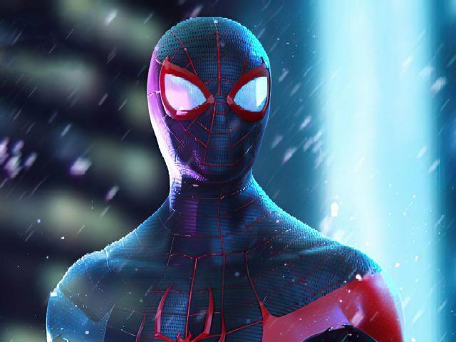 Чудеса Человек паук супергерои