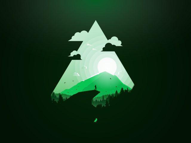 Зеленый рай минимальный