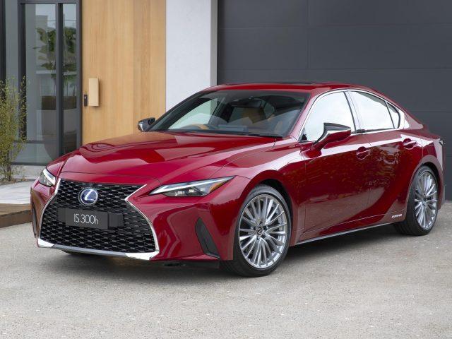 Lexus is 300h luxury 2021 cars