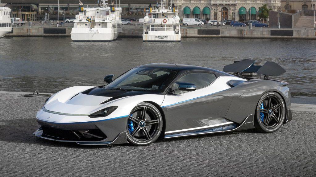 Pininfarina Баттиста юбилей 2020 2 автомобили обои скачать