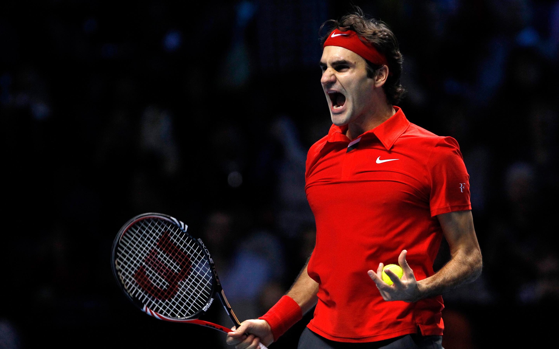Роджер Федерер. обои скачать