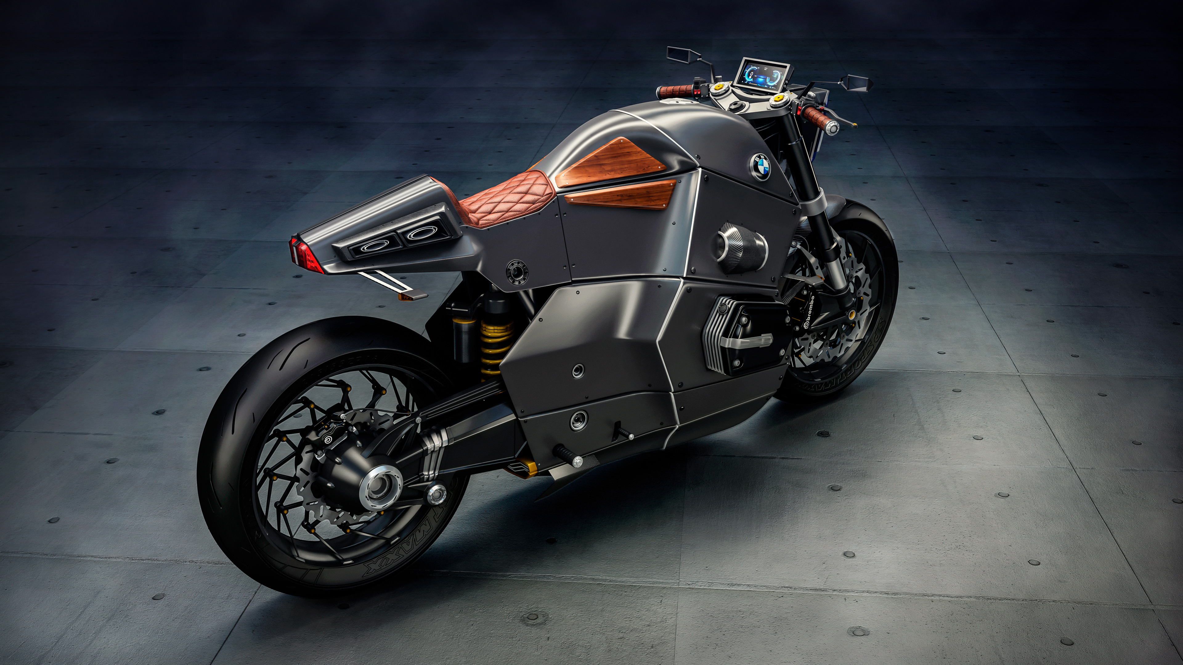 Мотоциклы BMW (БМВ). Каталог мототехники BMW