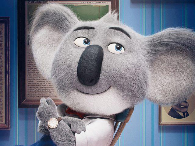 Бастер луна поют анимации.