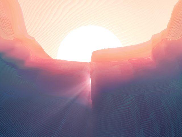 Каньонов долины маринер Марс