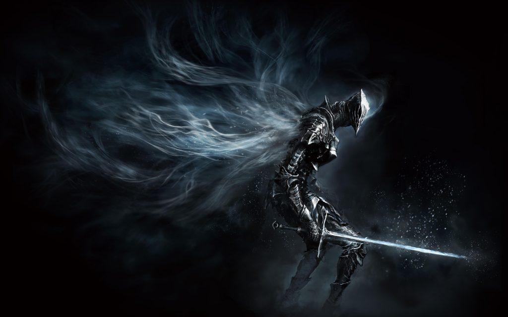 Темные души 3 Автор. обои скачать