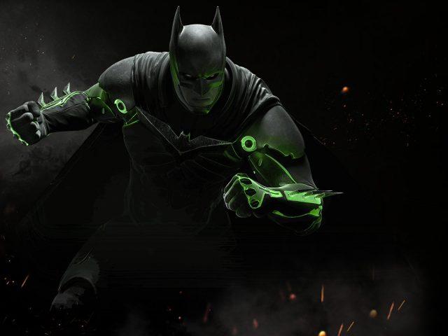Бэтмен в несправедливости 2.