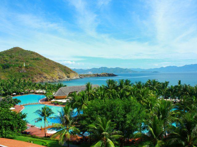 Tropics,  island,  pool,  Thailand