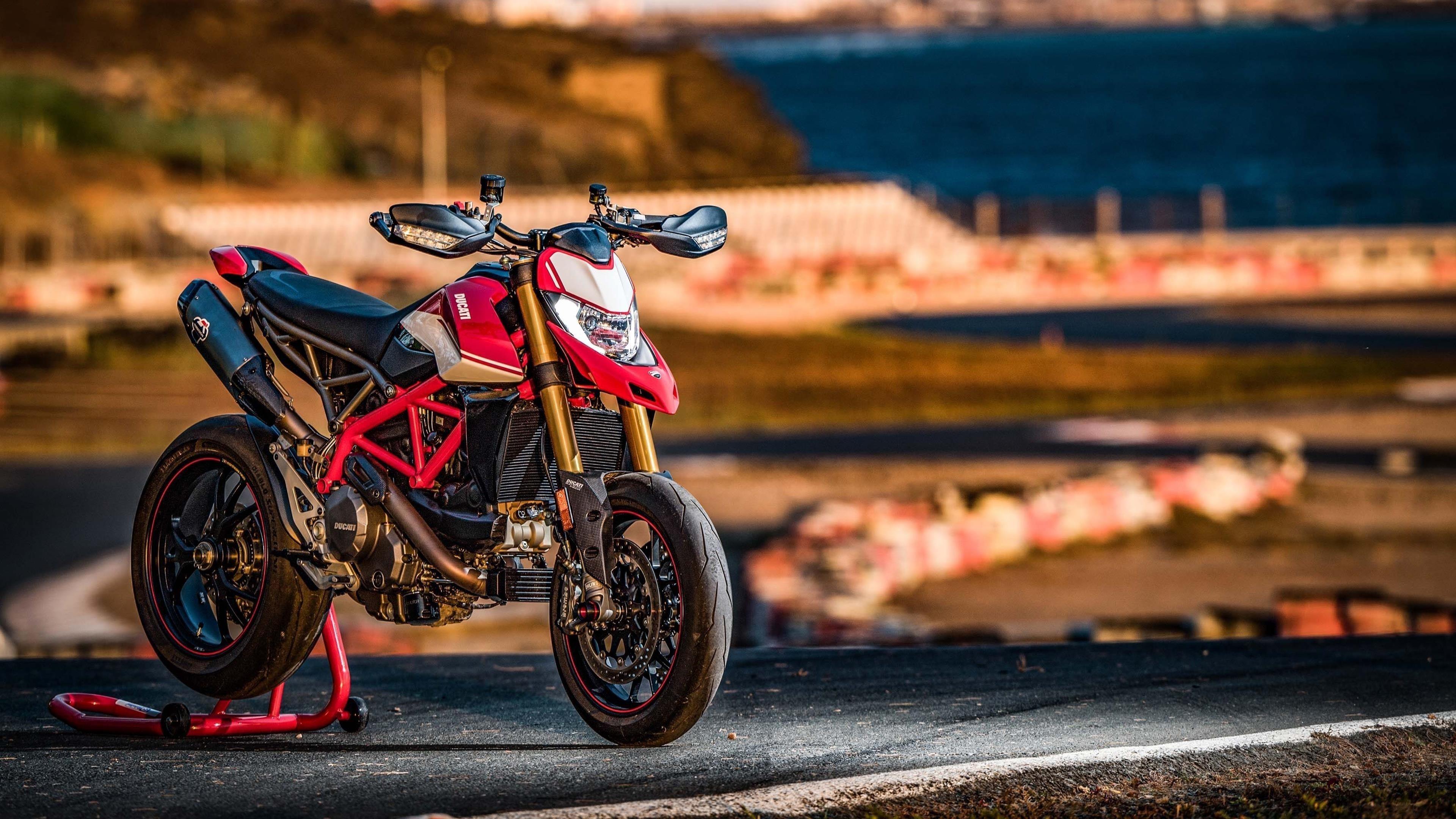 Ducati hypermotard 950 sp 2019 обои скачать