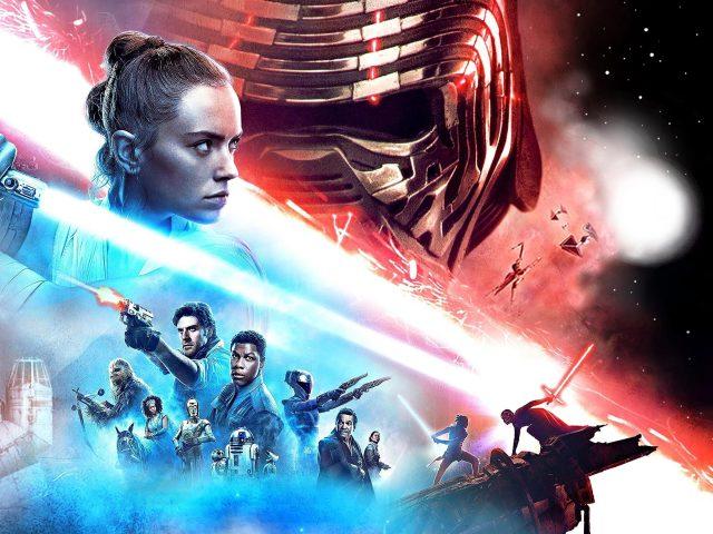 Звездные войны The rise of skywalker 2019