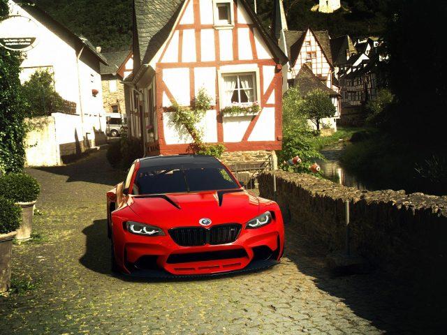 Bmw vision gran turismo 3 автомобиля