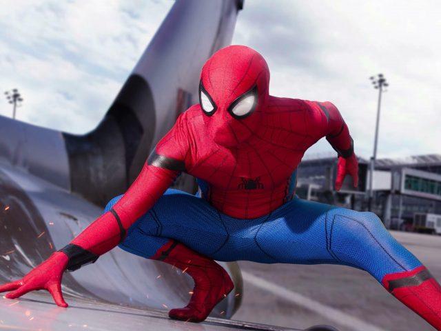 Человек-паук в гражданской войне