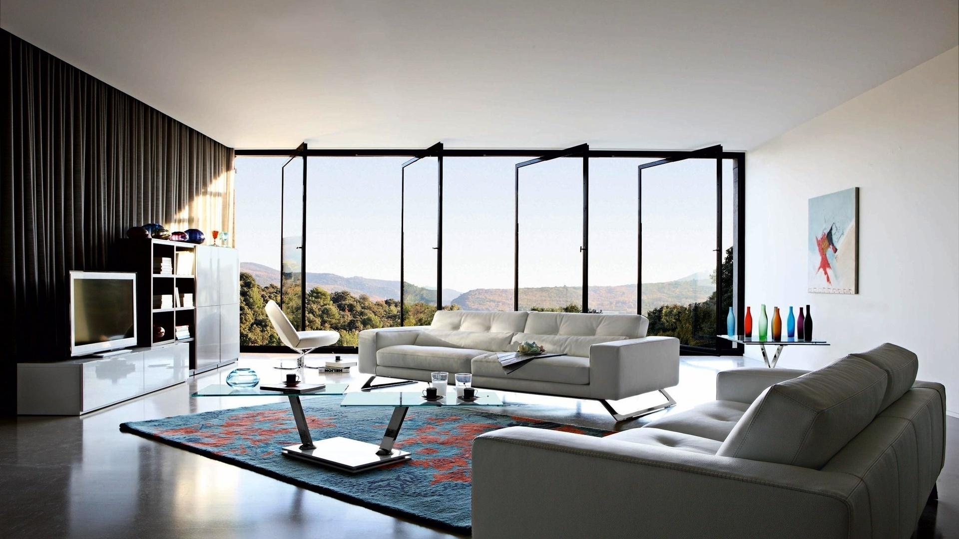 Living, room, мебель, телевизор обои скачать