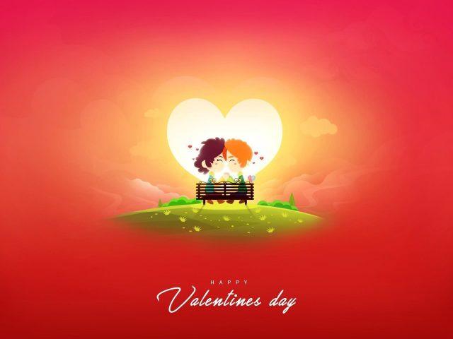 С Днем святого Валентина 2019