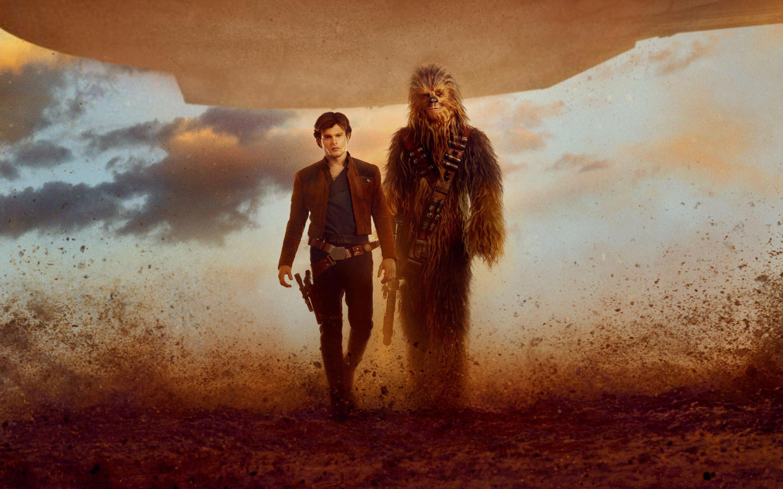 Соло история Звездных войн хан соло чубакка обои скачать