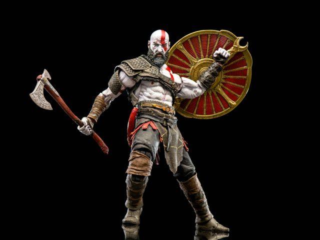 Кратос бог войны