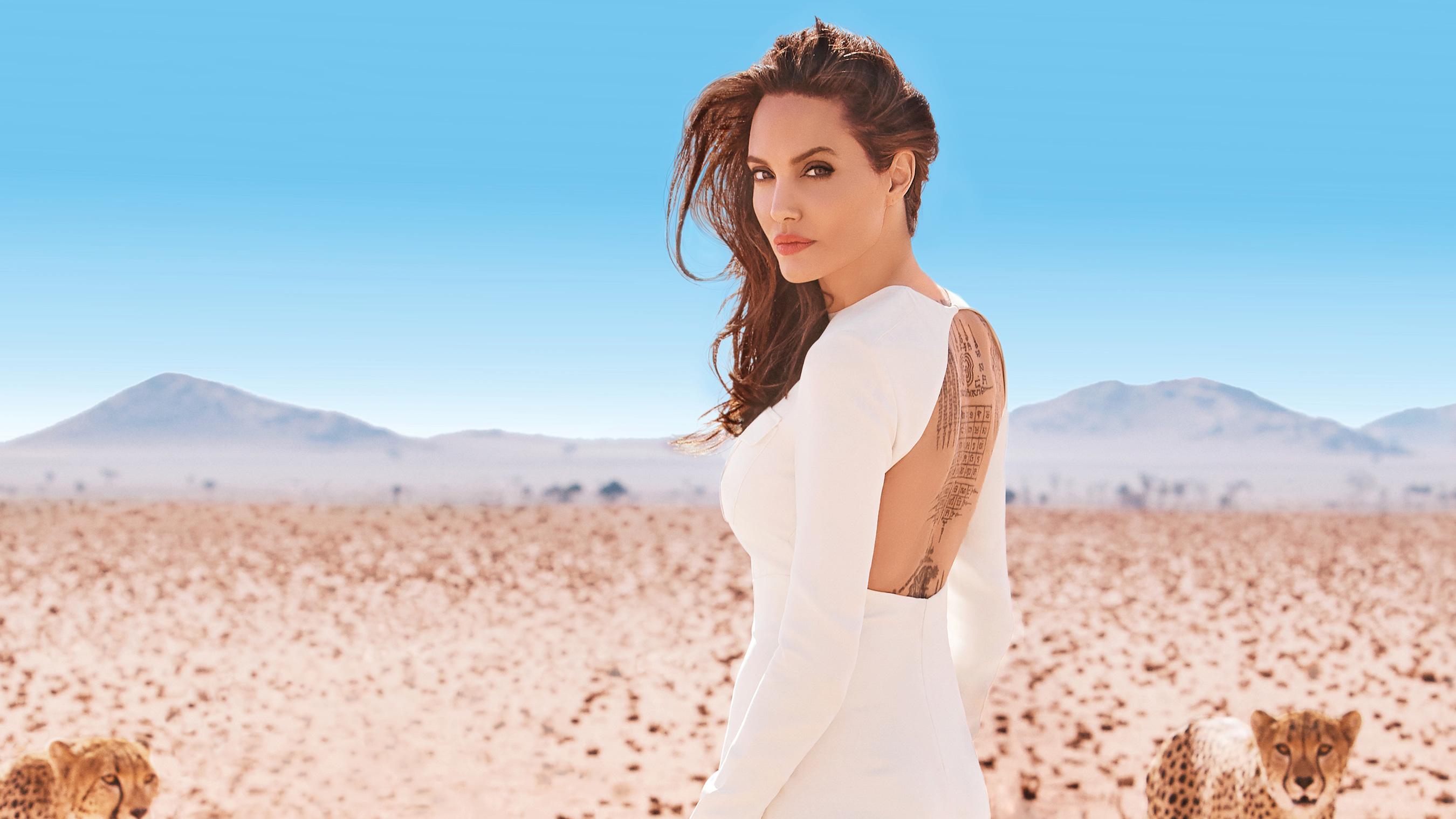 Angelina Jolie, Анжелина Джоли обои скачать