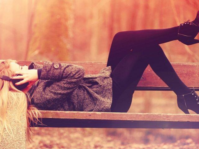 Настроения,  девушка,  ноги,  ножки