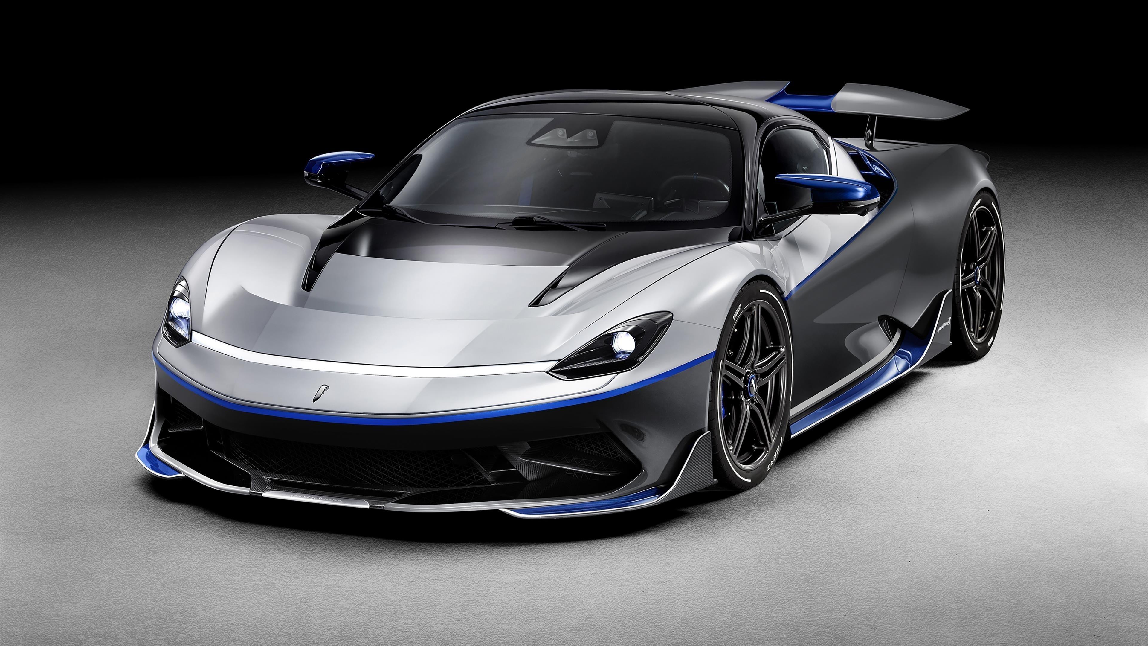 Pininfarina battista anniversario 2020 автомобили обои скачать