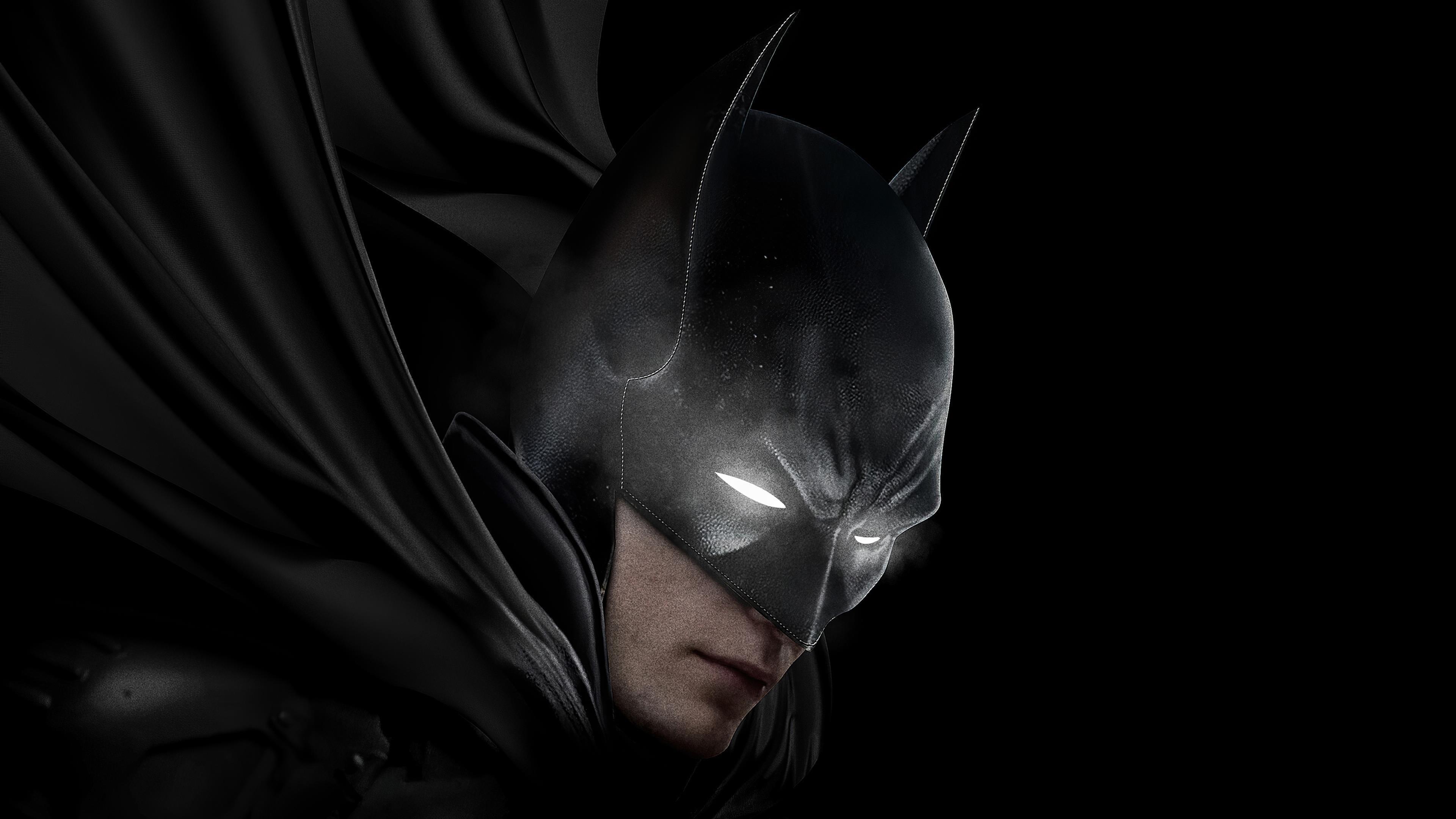 Бэтмен 2020 обои скачать
