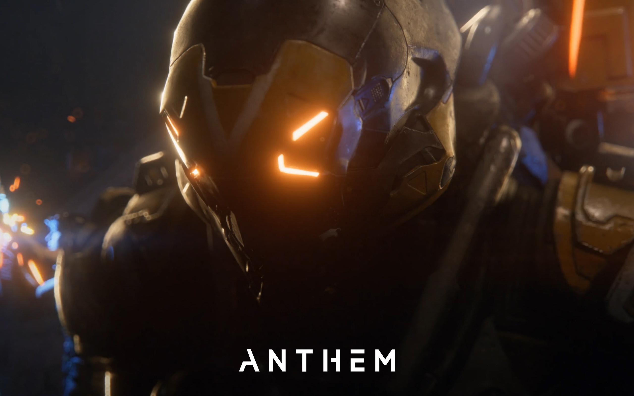 Гимн геймплей Е3 обои скачать