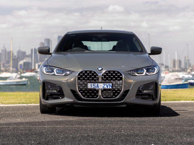 Bmw 430i coupe M sport 2021 4 автомобиля