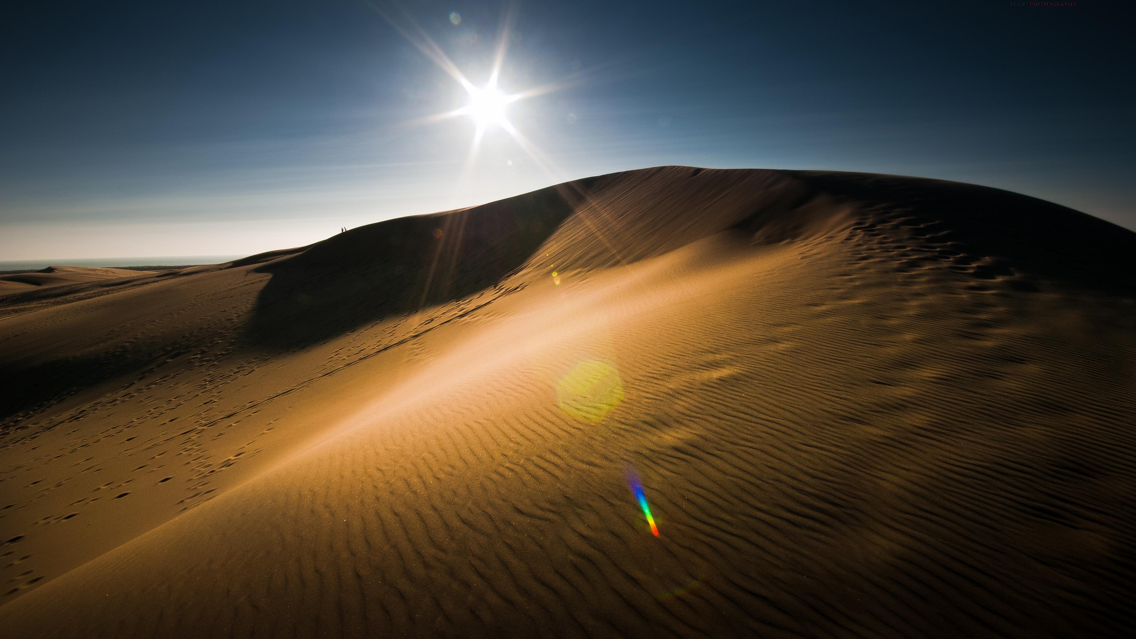 Пустыня. обои скачать