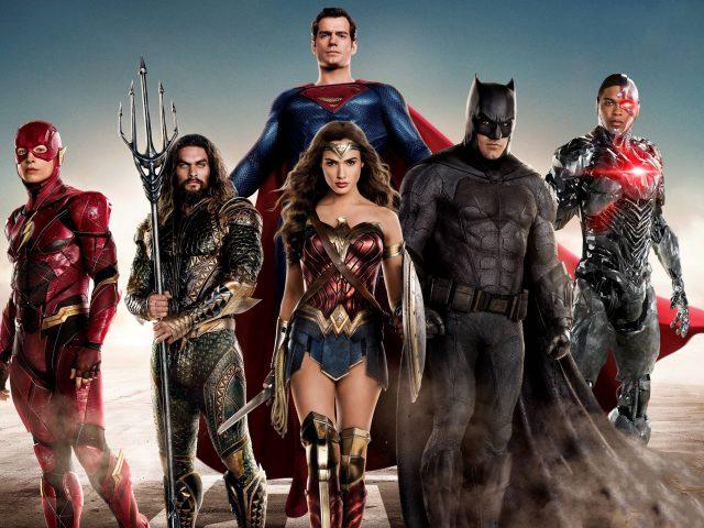 Лига справедливости DC комиксы супергероев