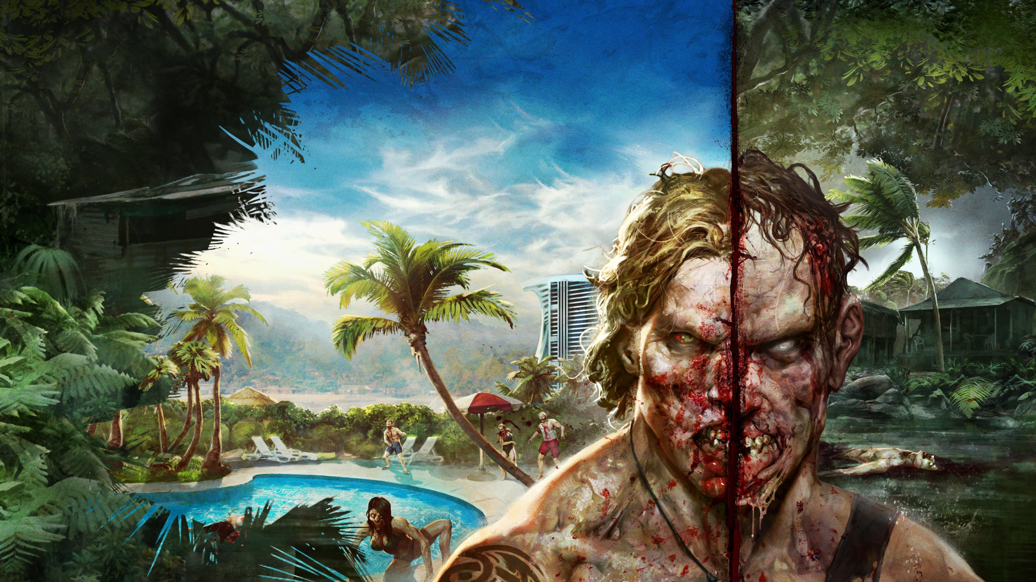 Мертвый остров окончательное издание обои скачать