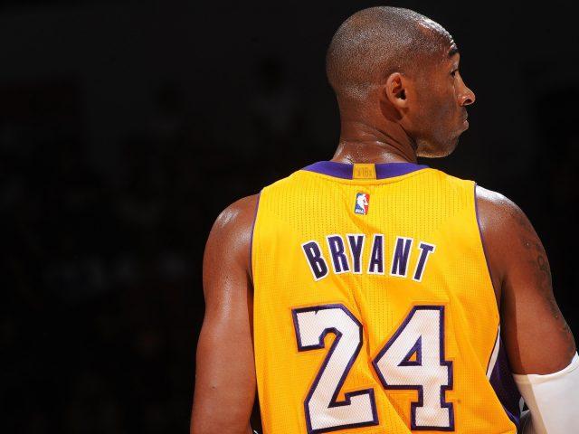 Коби Брайант американский баскетболист