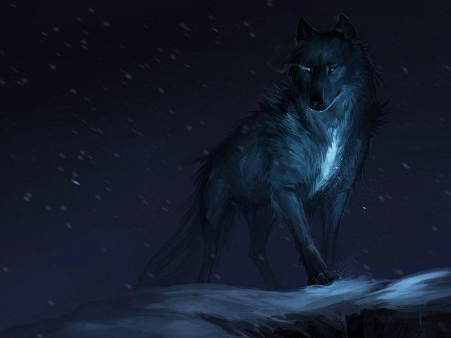 Cgi wolf