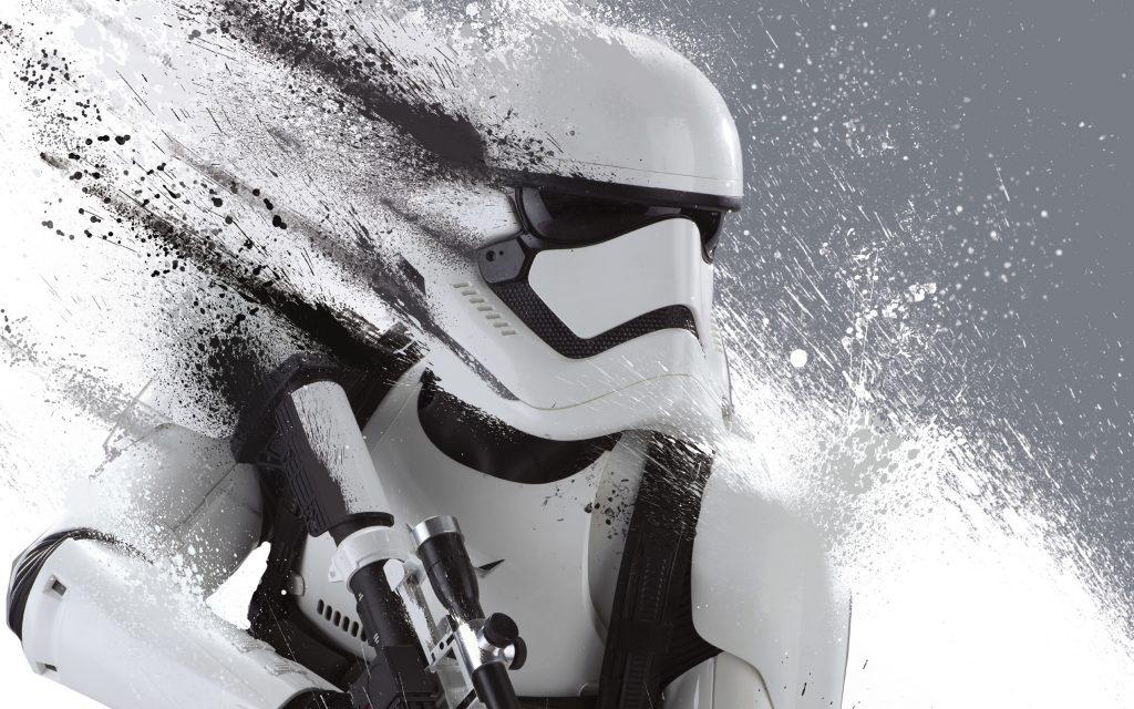 Штурмовик Звездные войны. обои скачать