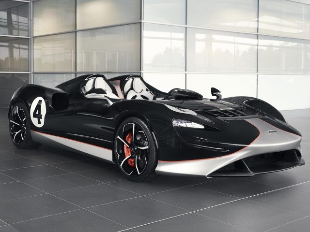 Тема «Макларен» МСО «Элва» М1А 2020 автомобилей