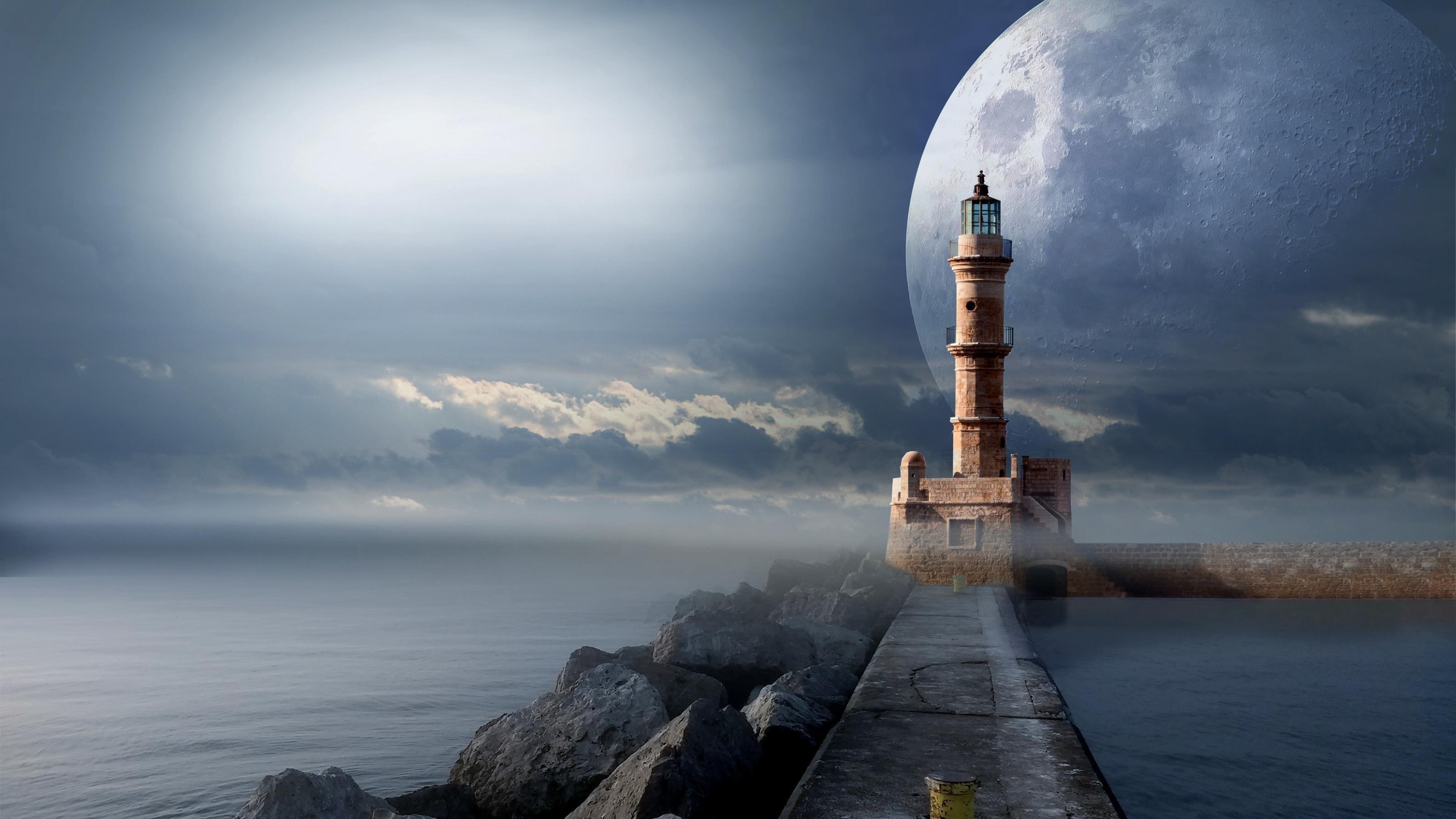 Мечта о маяке обои скачать
