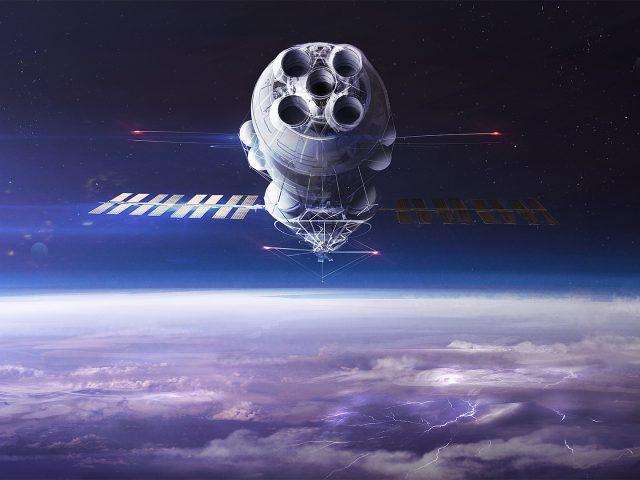 Командный космический корабль