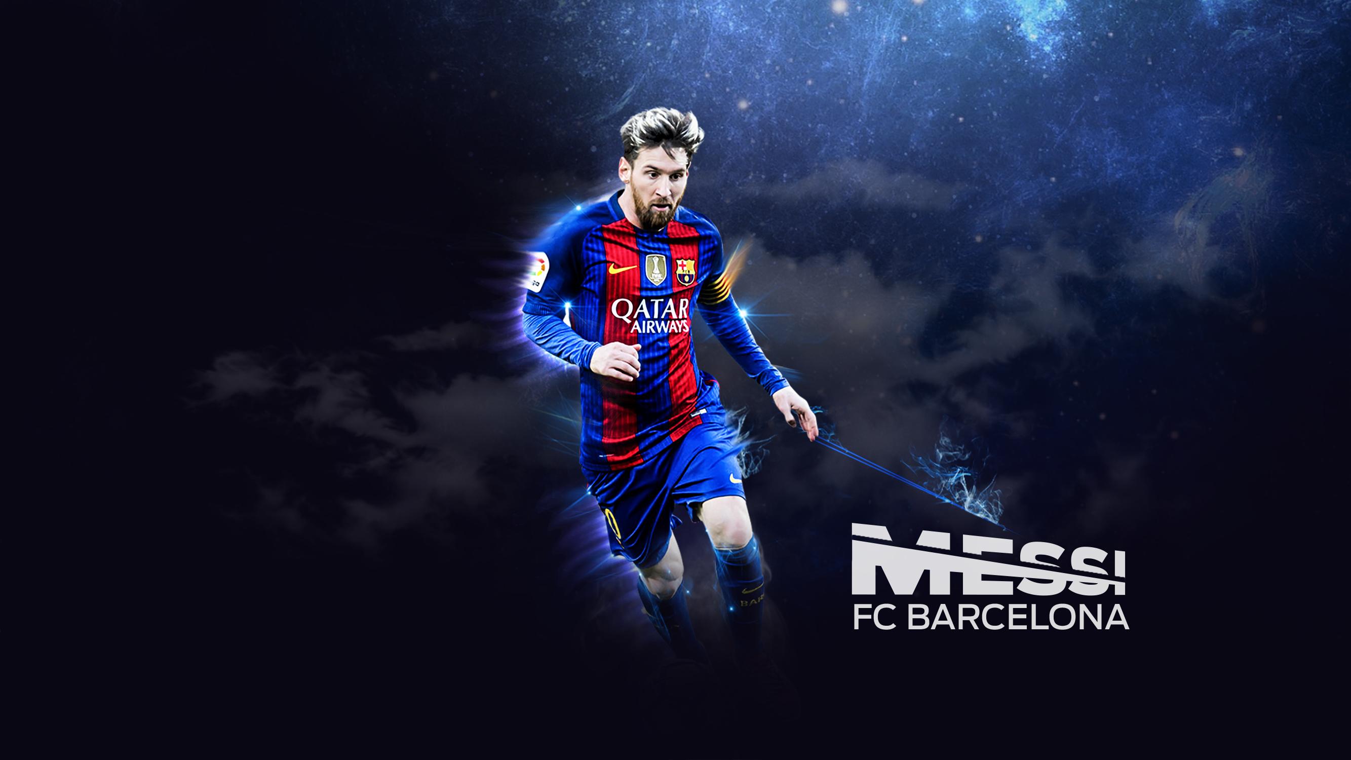 """Футболист """"Барселоны"""" Лионель Месси обои скачать"""