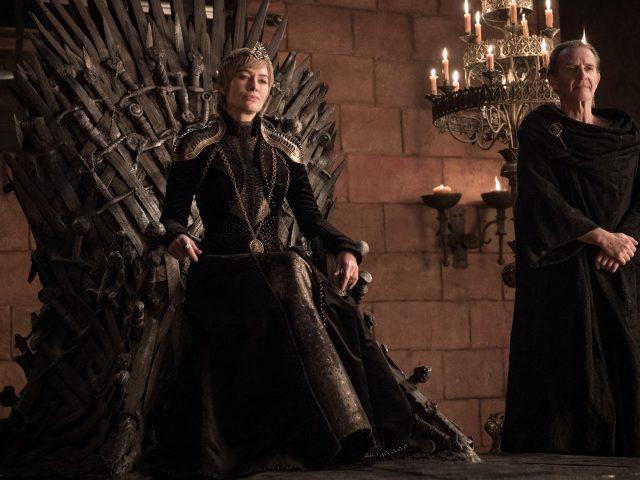 Королева игры престолов