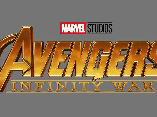 Логотип avengers infinity war