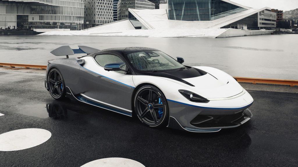 Автомобили pininfarina battista anniversario 2020 обои скачать