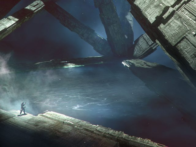 Destiny 2 планета io концепция