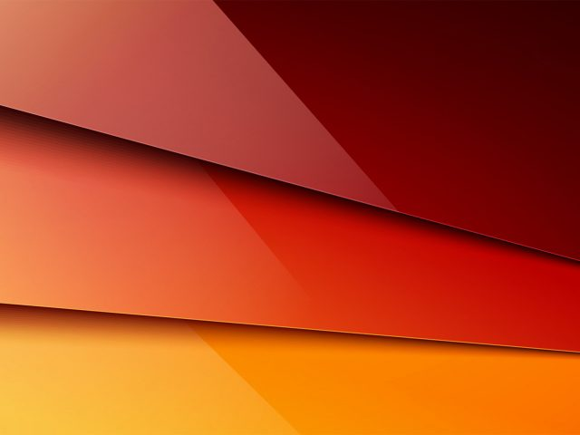 Оранжевый узор