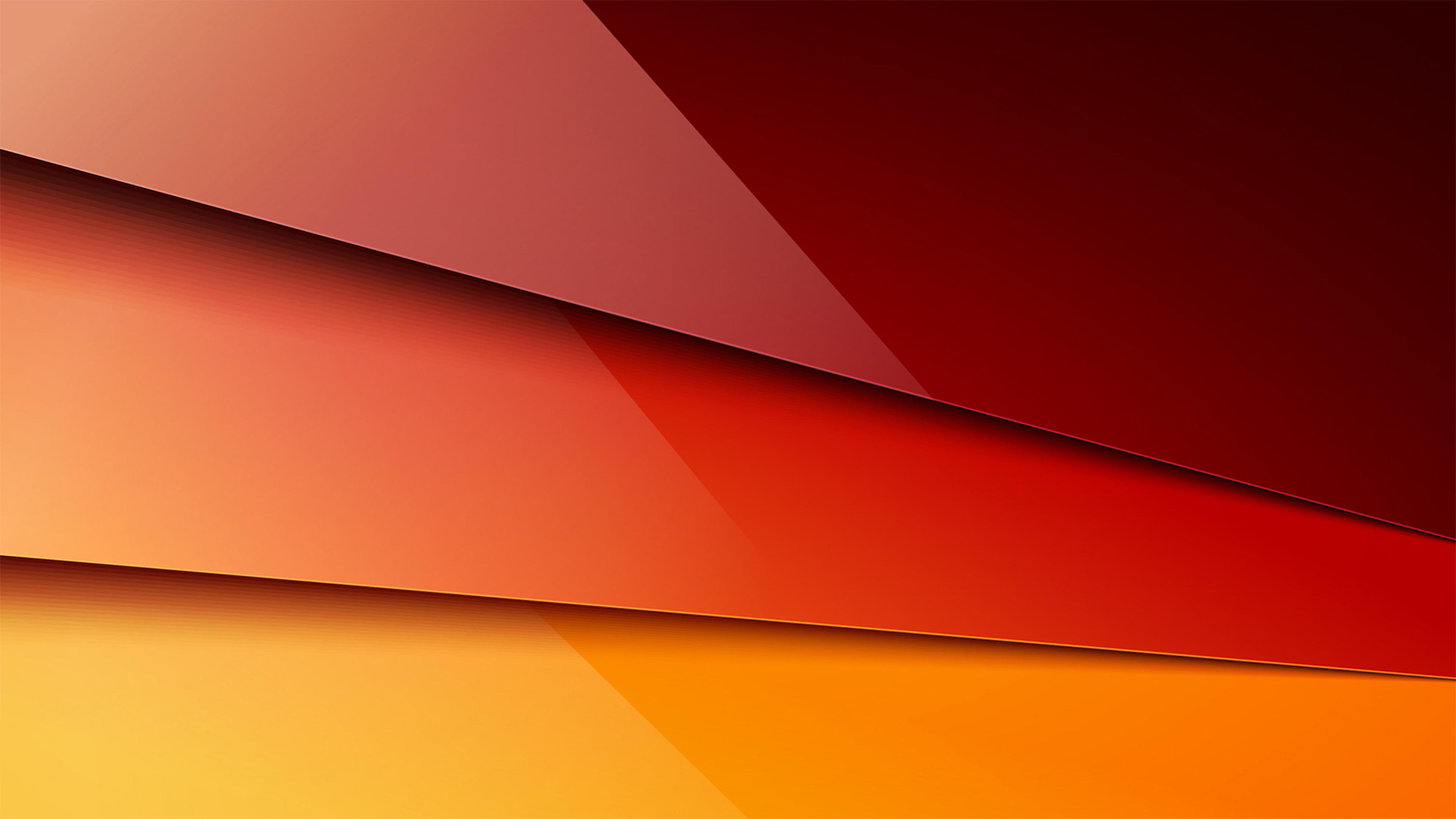 Оранжевый узор обои скачать