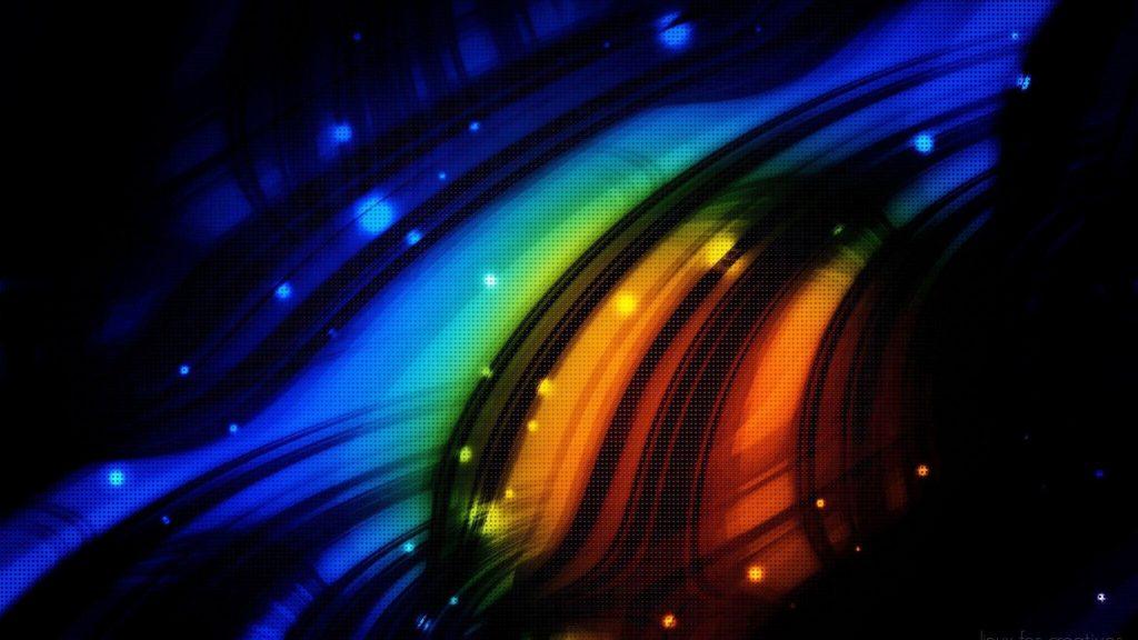 Красочная абстракция точка абстракции обои скачать