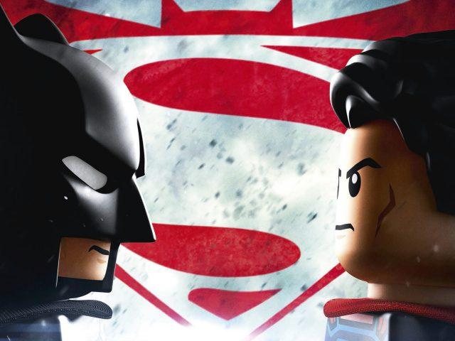 Лего Бэтмен Лего супермен
