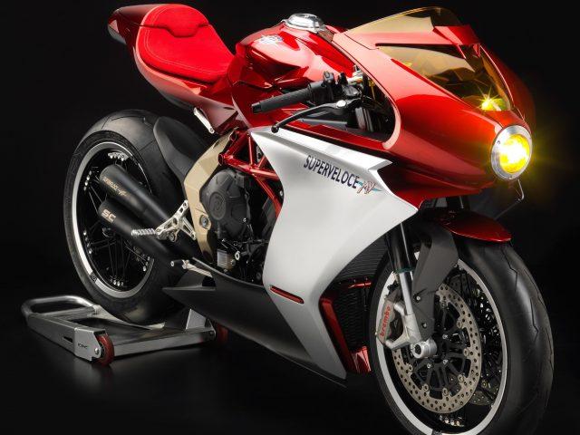 MV agusta superveloce 800 concept 2019