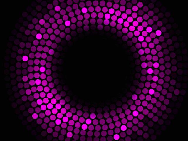 Фиолетовые круги фиолетовый черный абстрактный