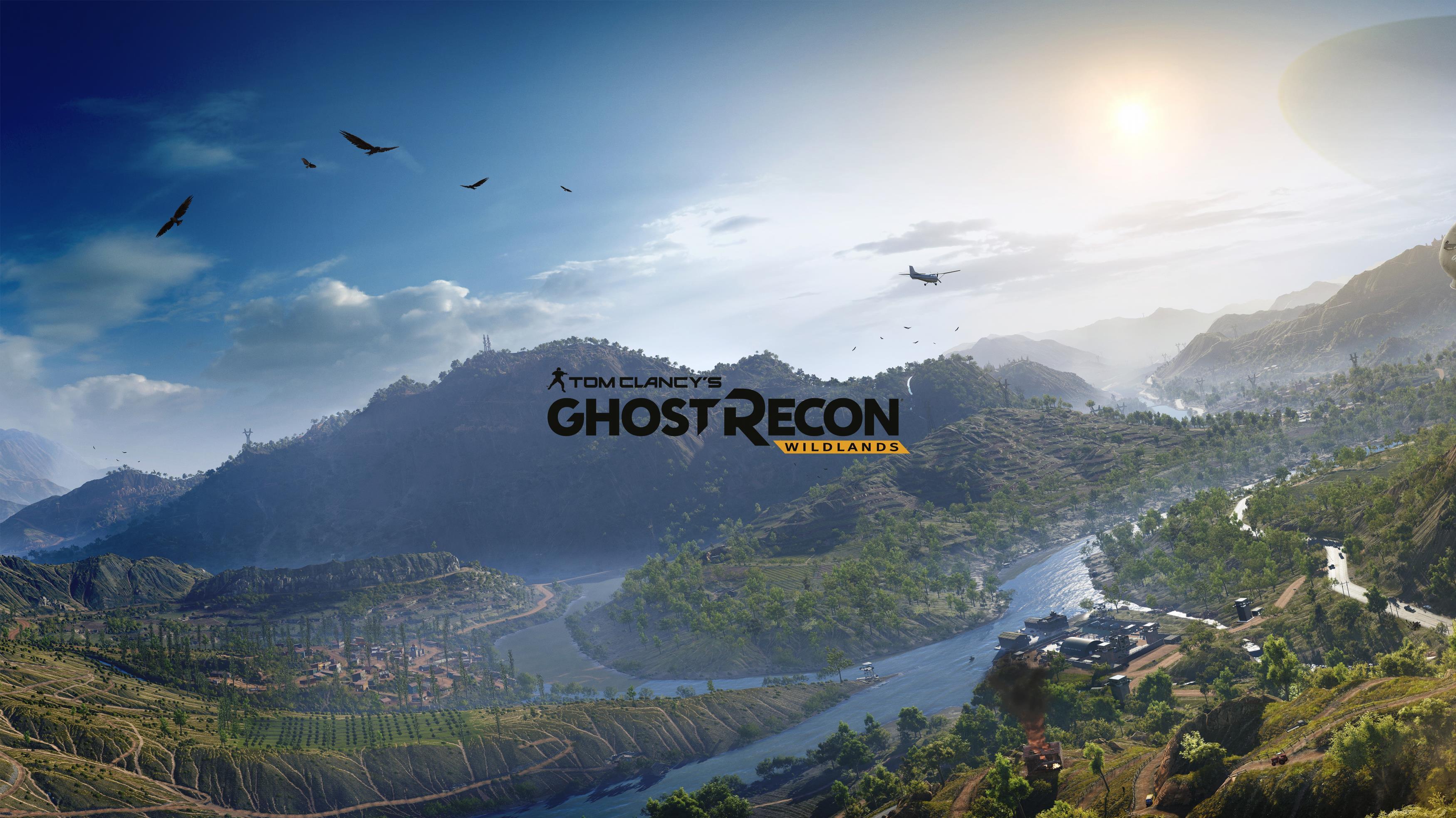 Ghost Recon Wildlands обои скачать