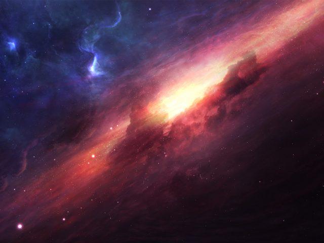 Цифровое пространство Вселенной 8к.