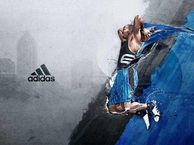 Adidas NBA баскетбол
